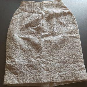 Ohh white Escada skirt. Beautiful condition.